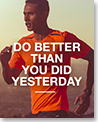 do better than you did yesterday. click here to open a new window to the Target C9 Pinterest board