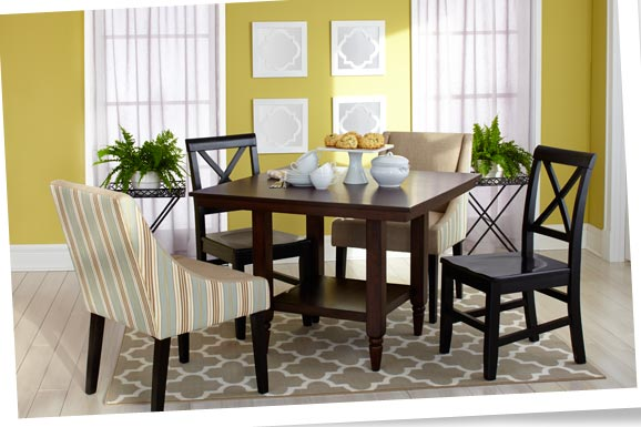 Dining Furniture Target Simple Home Decoration