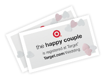 Wedding Gift Card Target : Print free inserts for your shower invites.