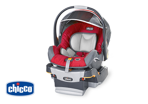 chicco car seat image