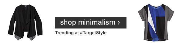 Trending at #TargetStyle