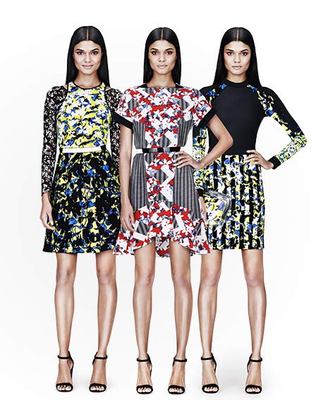 Peter Pilotto Models