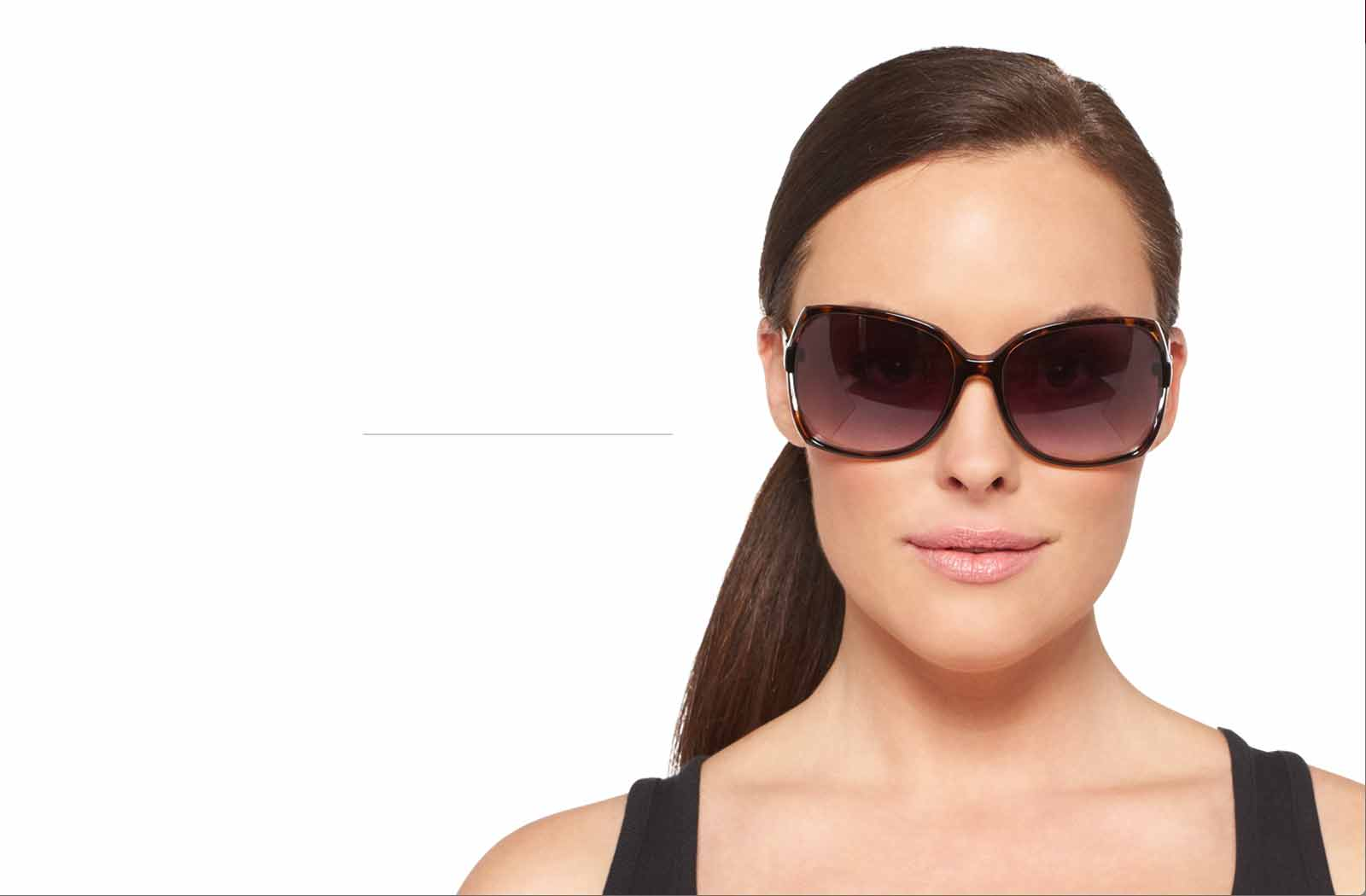 Thick Frame Glasses For Round Face : Accessories : Womens Accessories : Sunglasses : Target