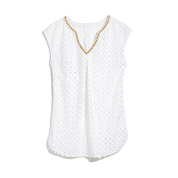 Lilly Pulitzer for Target - Eyelet Tunic Coverup ($32)