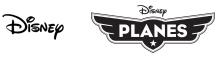 Disney and Planes Logos