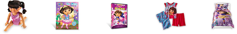 Dora the Explorer Products