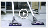 Watch Video: See the DC44 Animal clean hard-to-reach places