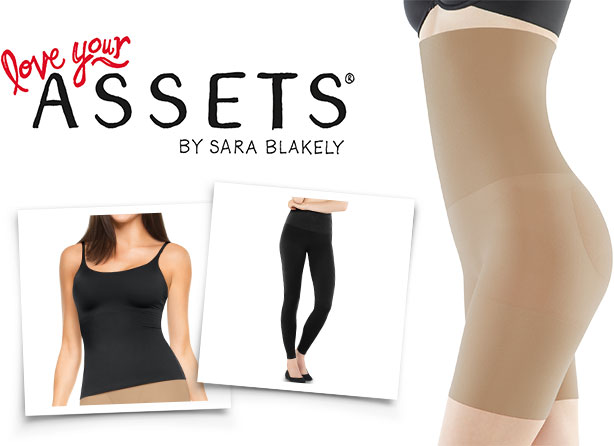 Love your assets - by sara blakely