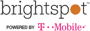 brightspot - powered by T-Mobile