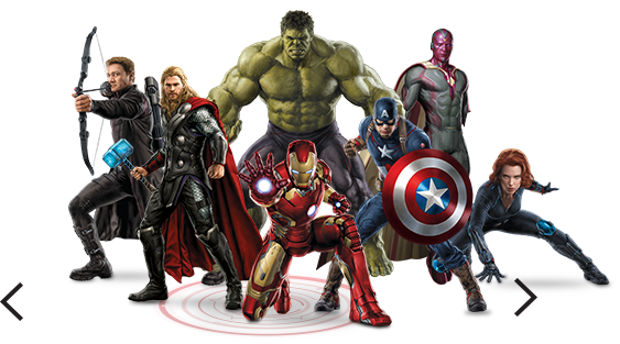 Avengers Favorite Characters Featured Brands Target