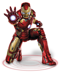 Iron Man Avenge... Iron Man 3 Logo Png