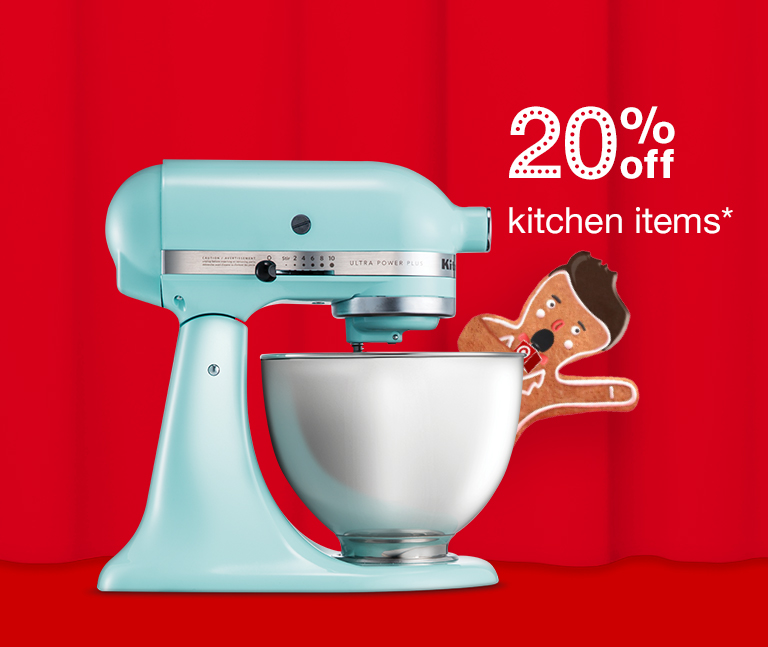 10 Days Of Deals Today Get 20 Off Kitchen Items From Target