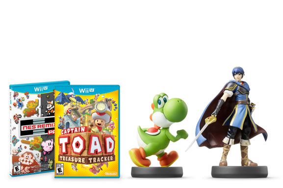 Nintendo Wii U.