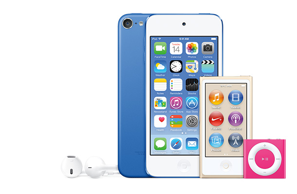 10% off iPods