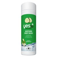 Yes To Cucumbers Soothing Body Wash - 16.9 fl oz