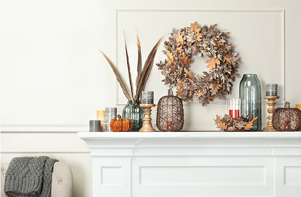 Fall decor Target fall home decor