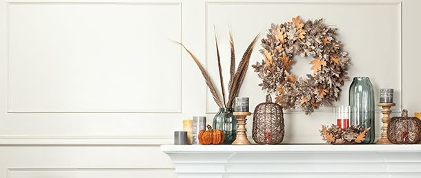 Home decor furnishings accents target Target fall home decor