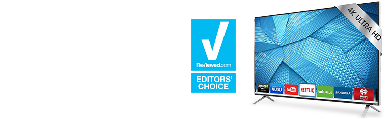 Reviewed.com Editors' choice