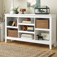 horizontal bookcases