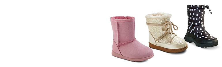 all toddler girls' boots