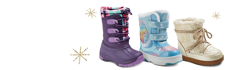 all toddler girls' snow boots