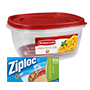 food storage bags & containers