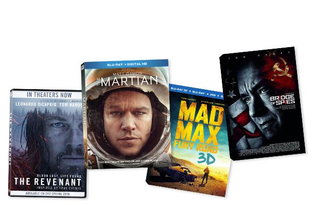 movie award nominees