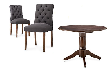 surround any table with stylish seating dining tables dining chairs