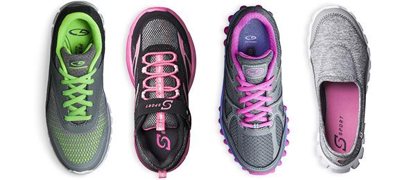 sport designed by skechers shoes women s men s girls boys toddlers