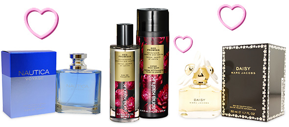 valentine's day fragrance gifts for women and men