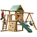 outdoor toys & lawn games