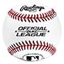 baseballs, softballs & bases