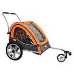 child carriers & trailers