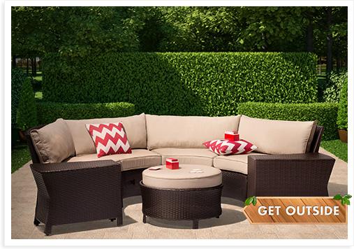 patio garden decor target