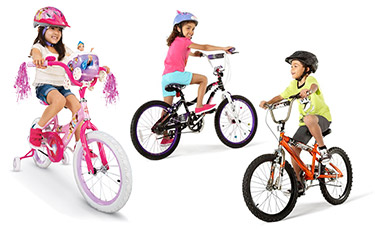 Bikes At Sports Academy kids bikes