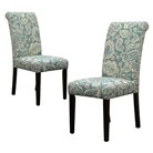 Avington Dining Chair Set of 2 - Laguna Paisley quick info