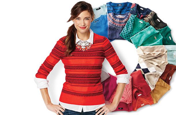 sweaters women