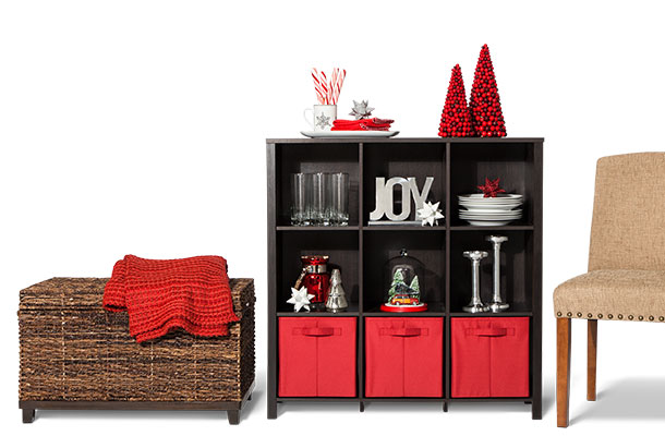 home storage organizers shelves containers b target. Black Bedroom Furniture Sets. Home Design Ideas