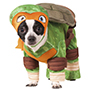 Teenaged Mutant Ninja Turtles Michelangelo Pet Costume