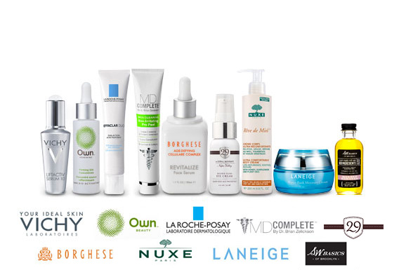 5 Brands to Take Care of Your Beauty and Life